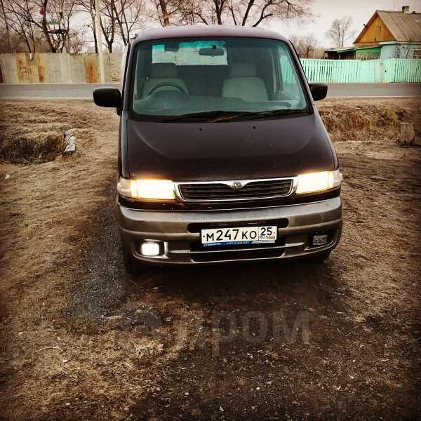Mazda Bongo Friendee, 1986 год, 110 000 руб.