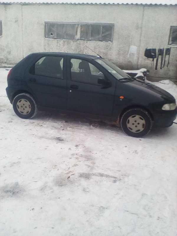 Fiat Palio, 2001 год, 97 000 руб.