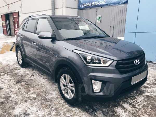 Hyundai Creta, 2017 год, 1 260 000 руб.
