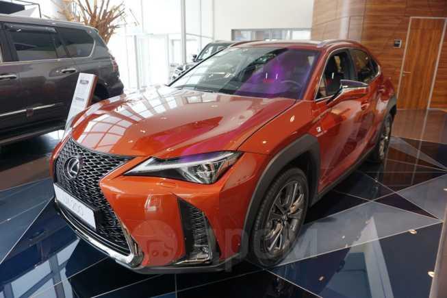 Lexus UX200, 2018 год, 2 714 000 руб.