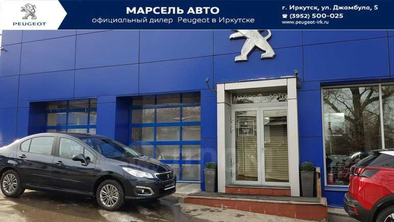 Peugeot 408, 2018 год, 1 180 000 руб.
