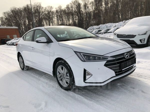Hyundai Elantra, 2019 год, 1 315 000 руб.