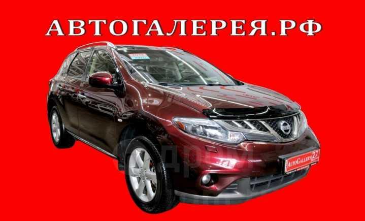 Nissan Murano, 2012 год, 1 198 000 руб.