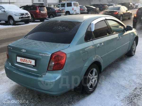 Chevrolet Lacetti, 2007 год, 198 000 руб.