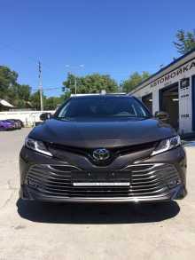 Астрахань Toyota Camry 2018