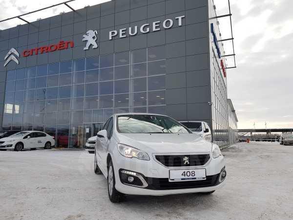 Peugeot 408, 2018 год, 1 071 000 руб.
