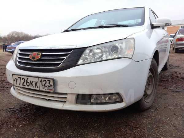 Geely Emgrand X7, 2012 год, 280 000 руб.