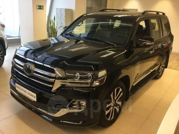 Toyota Land Cruiser, 2018 год, 5 644 000 руб.