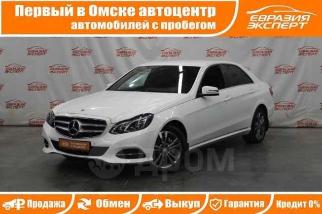 Mercedes-Benz E-Class, 2013 год, 1 316 000 руб.