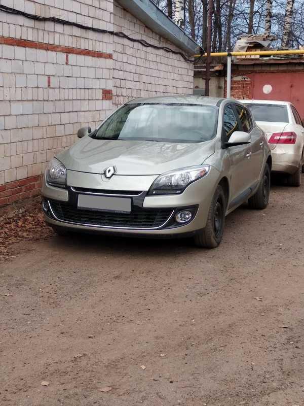 Renault Megane, 2014 год, 500 000 руб.