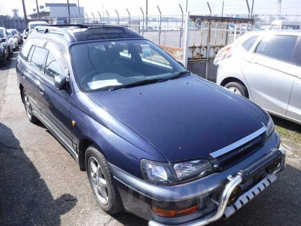 Toyota Caldina, 1996 год, 265 000 руб.