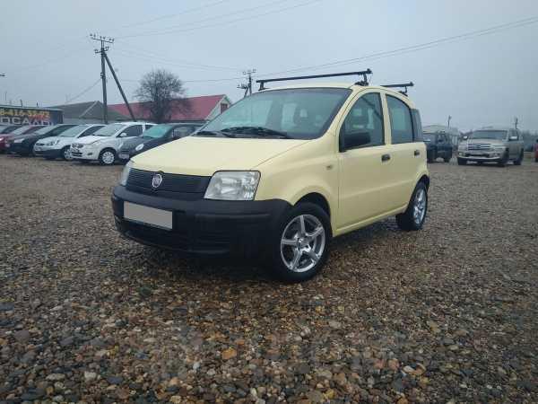 Fiat Panda, 2008 год, 205 000 руб.