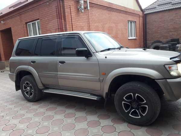 Nissan Patrol, 2002 год, 850 000 руб.