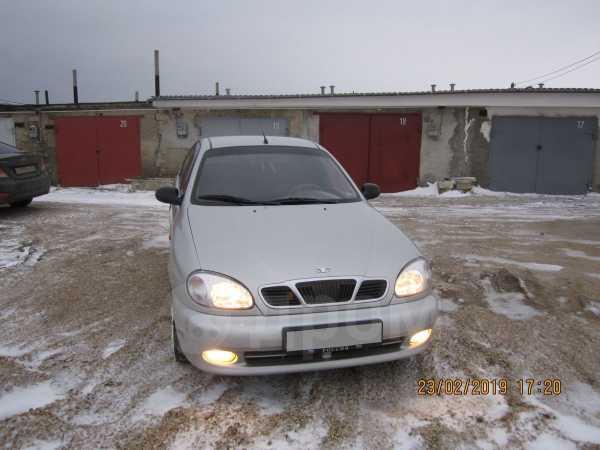 Daewoo Lanos, 2004 год, 155 000 руб.