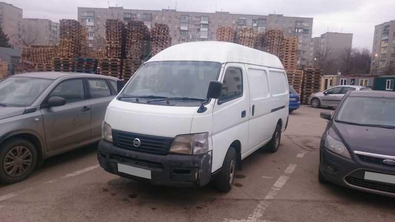 Nissan Caravan, 2001 год, 330 000 руб.
