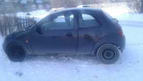 Ford Ka, 1999 г., Омск
