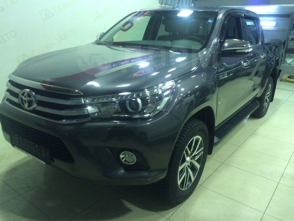 Toyota Hilux Pick Up, 2016 год, 1 940 000 руб.