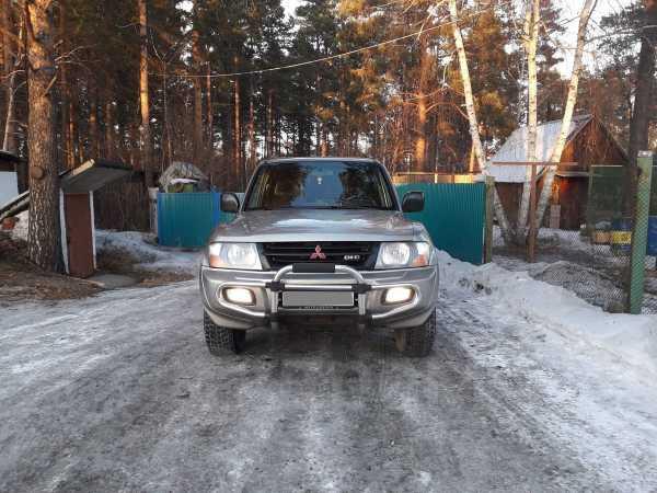 Mitsubishi Pajero, 2000 год, 490 000 руб.