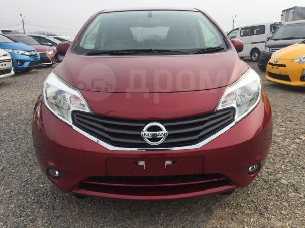Nissan Note, 2014 год, 518 000 руб.