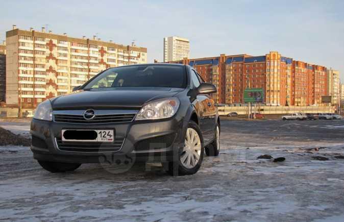 Opel Astra, 2010 год, 280 000 руб.