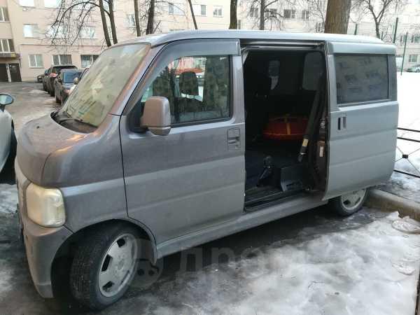Honda Vamos, 2007 год, 289 000 руб.