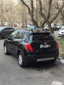 Chevrolet Tracker, 2014 г., Омск