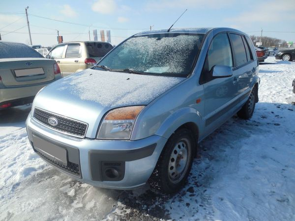 Ford Fusion, 2007 год, 217 000 руб.