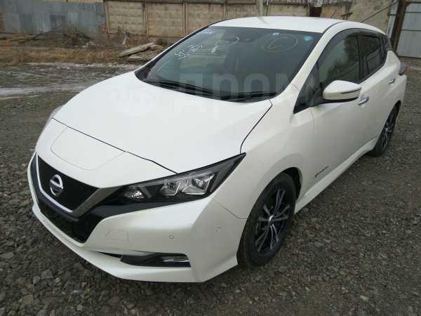 Nissan Leaf, 2018 год, 1 370 000 руб.