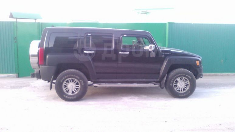 Hummer H3, 2006 год, 920 000 руб.