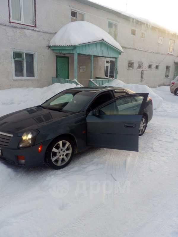 Cadillac CTS, 2005 год, 300 000 руб.