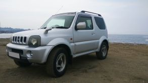 Владивосток Jimny Sierra 2002