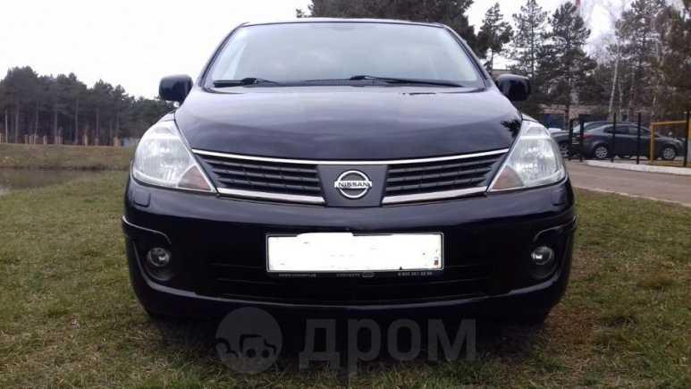 Nissan Tiida, 2008 год, 408 000 руб.
