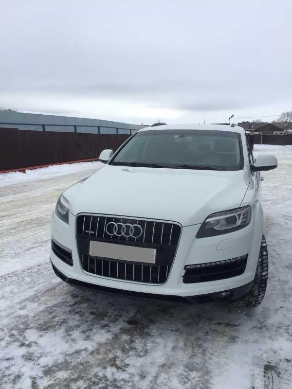 Audi Q7, 2012 год, 1 240 000 руб.