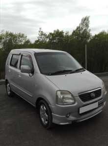 Вольно-Надеждинское Wagon R Solio 2002