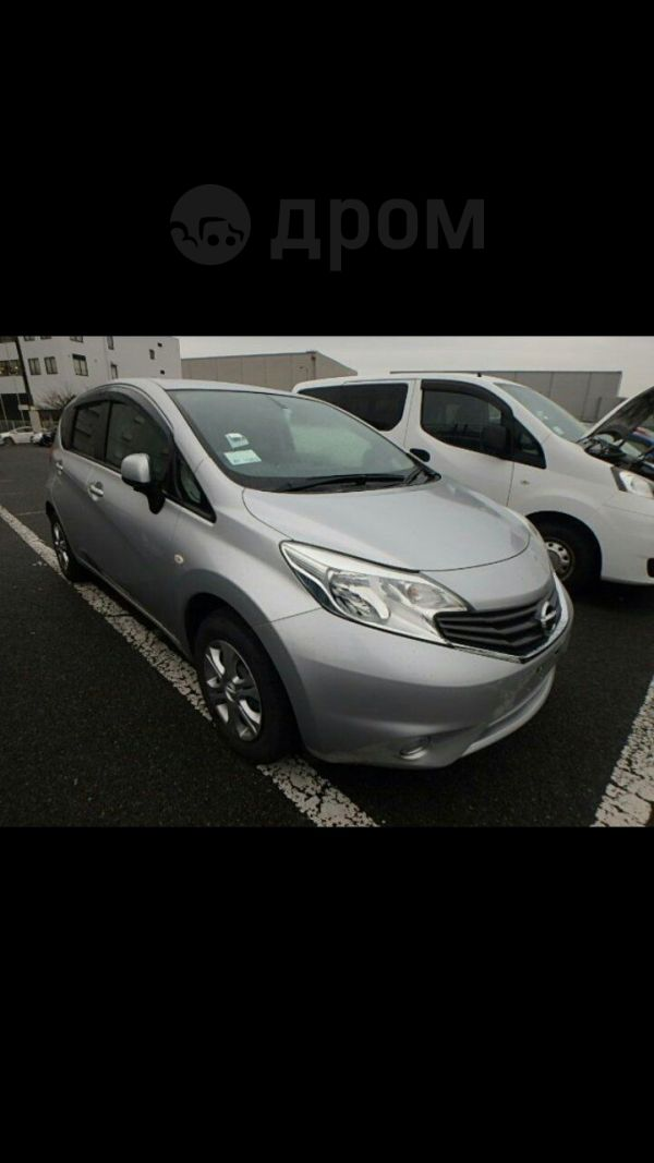 Nissan Note, 2014 год, 494 000 руб.