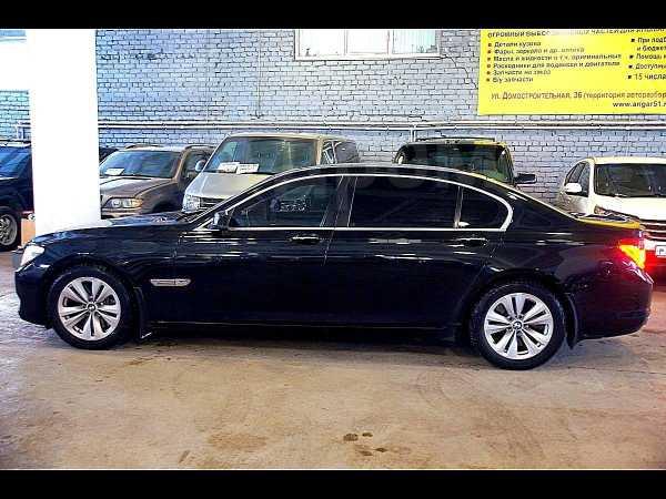 BMW 7-Series, 2011 год, 1 000 000 руб.