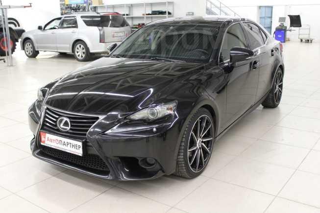 Lexus IS250, 2014 год, 1 370 000 руб.