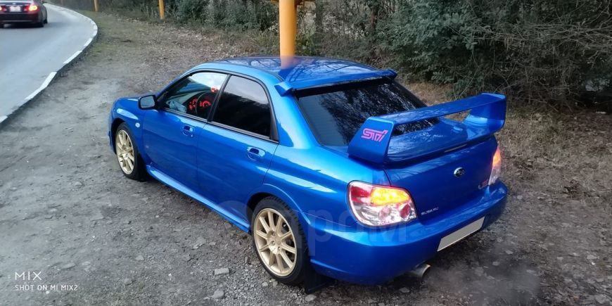 Subaru Impreza WRX STI, 2007 год, 1 050 000 руб.