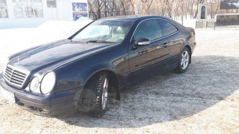 Mercedes-Benz CLK-Class, 2001 год, 285 000 руб.