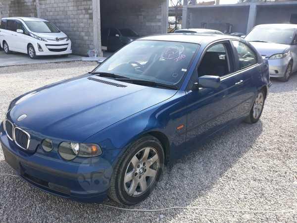 BMW 3-Series, 2002 год, 50 000 руб.