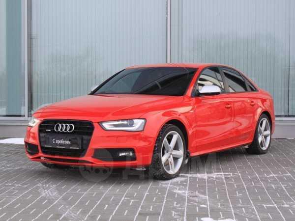 Audi A4, 2012 год, 930 000 руб.