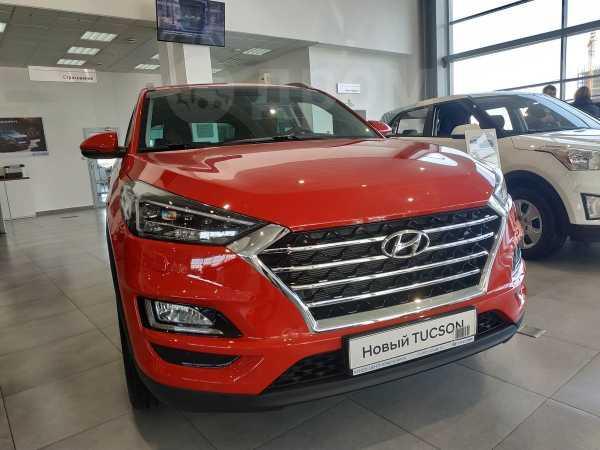 Hyundai Tucson, 2018 год, 1 809 297 руб.