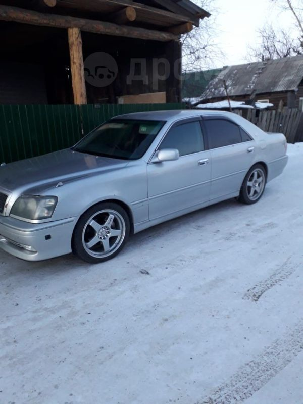 Toyota Crown, 2002 год, 400 000 руб.