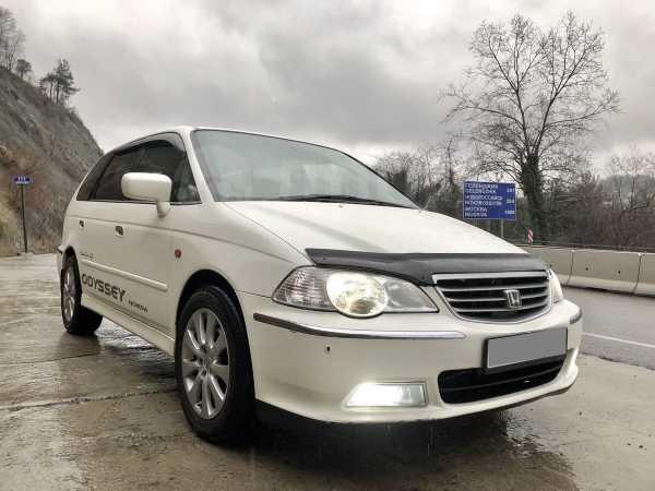 Honda Odyssey, 2001 год, 439 000 руб.