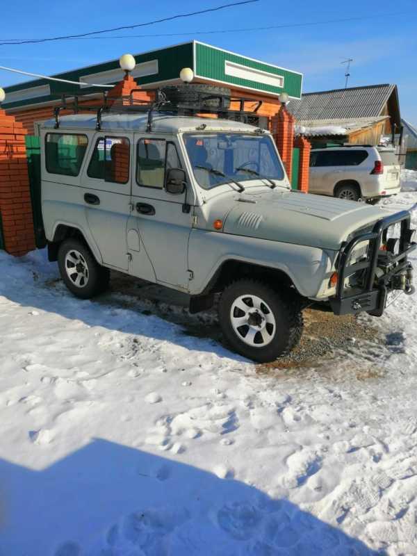 УАЗ 3151, 2003 год, 320 000 руб.