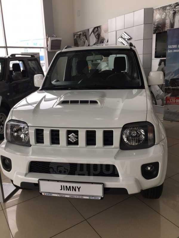 Suzuki Jimny, 2018 год, 1 256 000 руб.