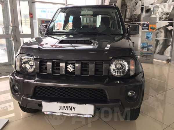 Suzuki Jimny, 2018 год, 1 099 950 руб.