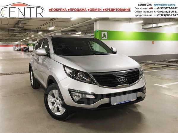 Kia Sportage, 2011 год, 770 000 руб.