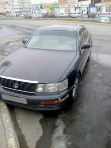 Абакан LS400 1993