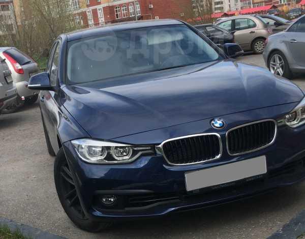 BMW 3-Series, 2017 год, 900 000 руб.